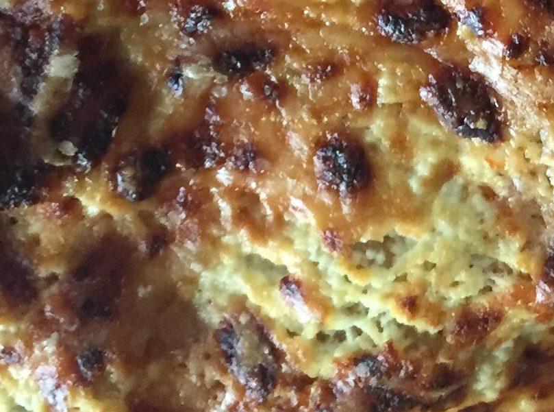 Weltbeste Käsekruste ohne (viel) Käse