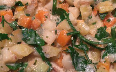 Möhren-Kartoffel-Allerlei