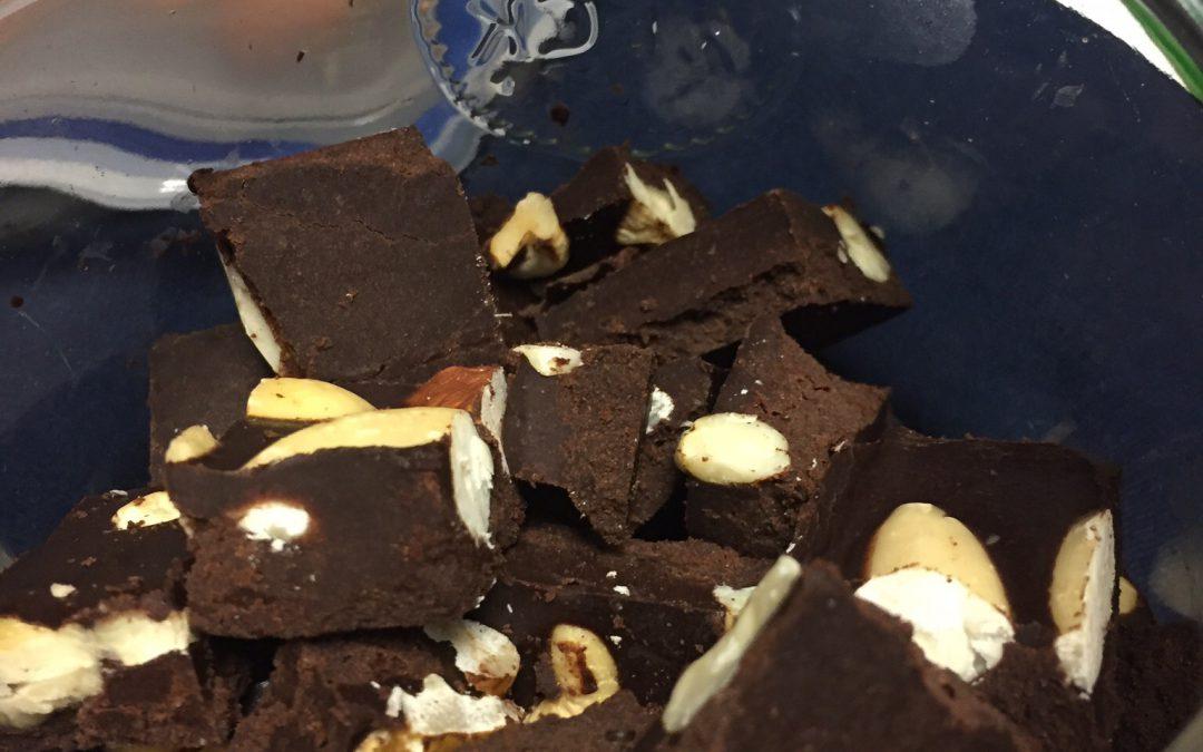 Basische Schokolade