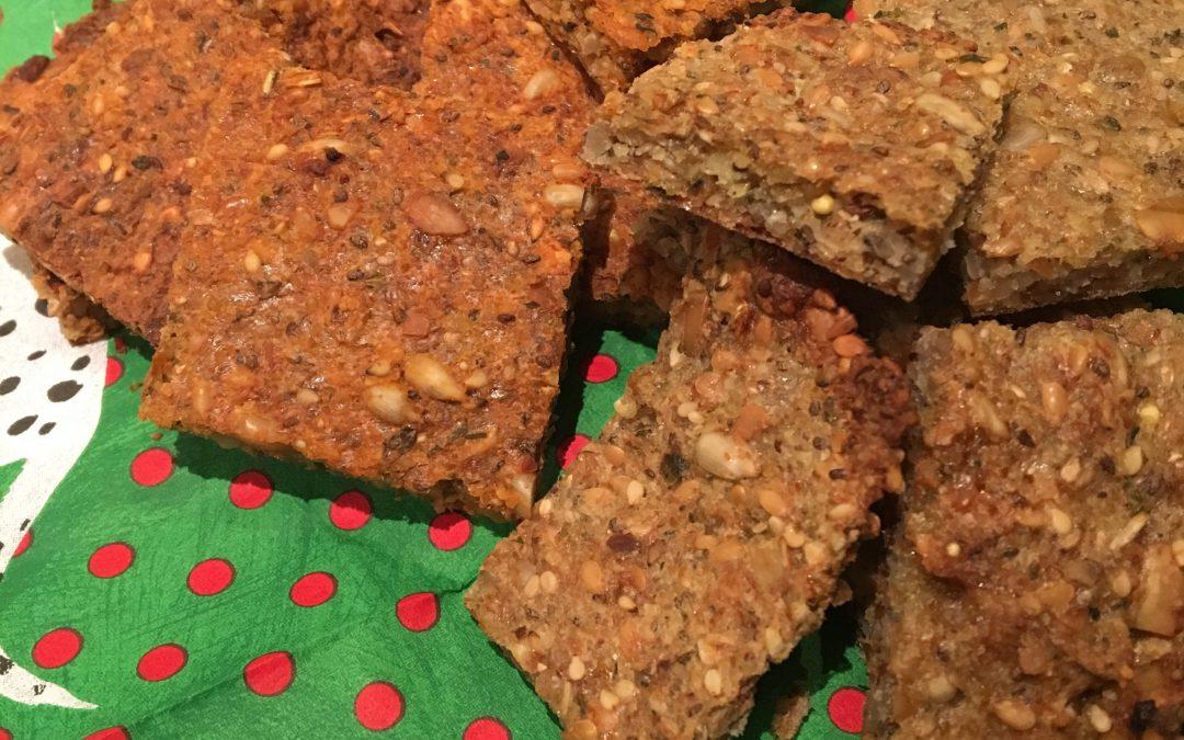Kräcker – basisch und glutenfrei