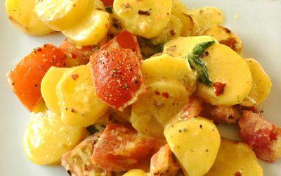 Käse-Sauce ohne Käse