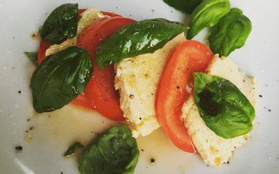 Basischer Käse zum Schmelzen oder Mozzarella Ersatz