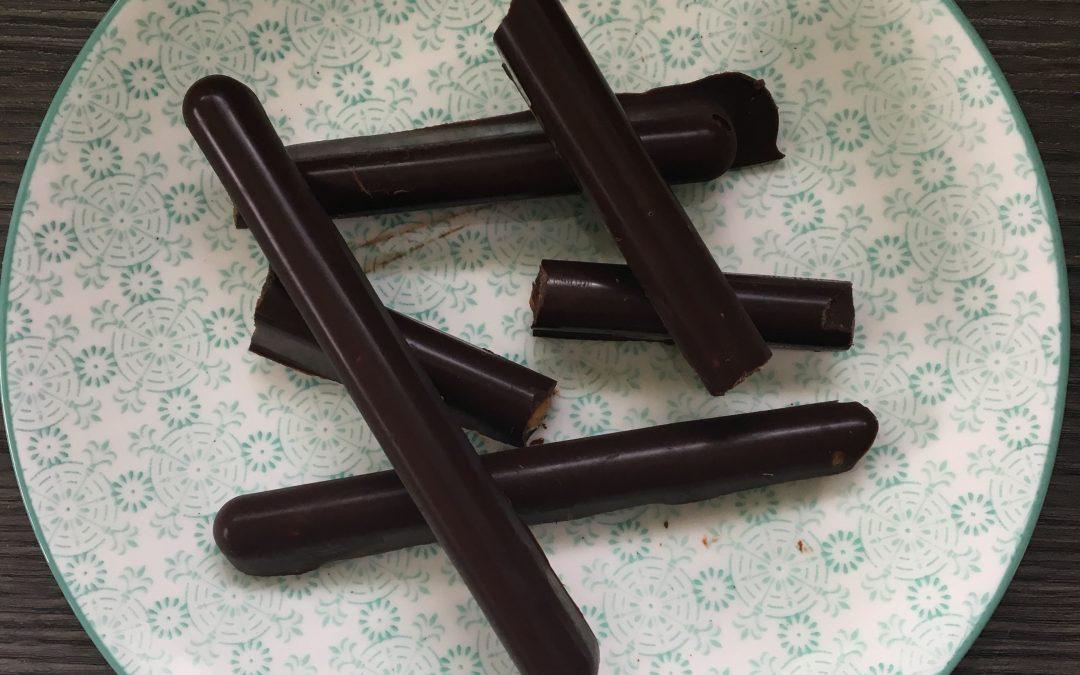 Basische Schokolade selbst gemacht