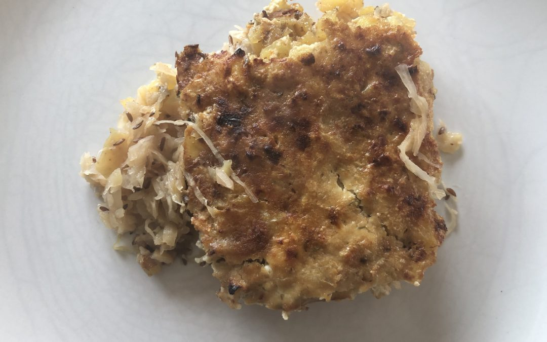 Sauerkraut-Auflauf basisch